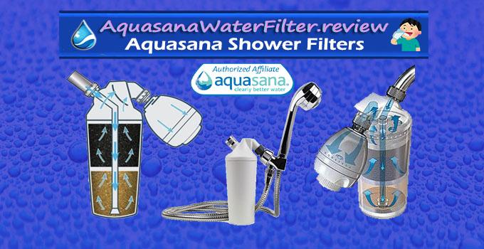 Aquasana Filter Shower